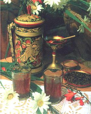 Что пили на Руси? Особенности русских национальных напитков