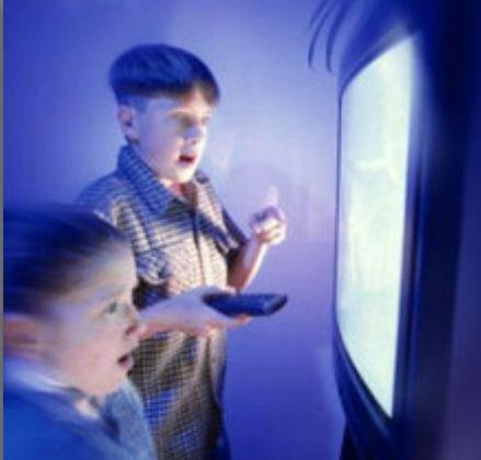 Влияние телевизора на человека