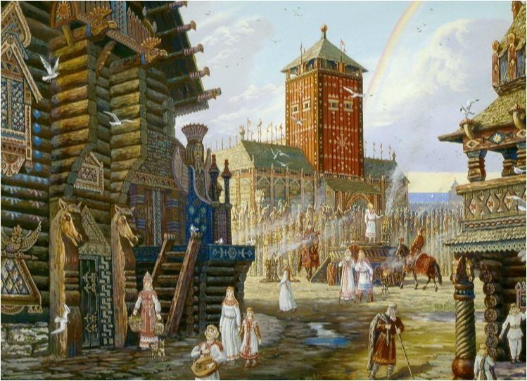 Цивилизация и Культура