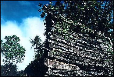 Темуен, остров, называемый Нан Мадол. Часть 1