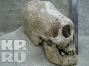Откуда в Сибири взялись черепа инопланетян?