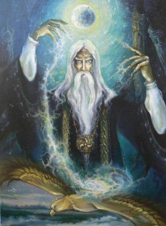 Чаромутие или священный язык магов, волхвов и жрецов