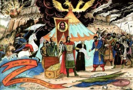 Тур Хейердал: первыми казаками были викинги