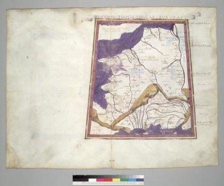 Географический атлас Птолемея