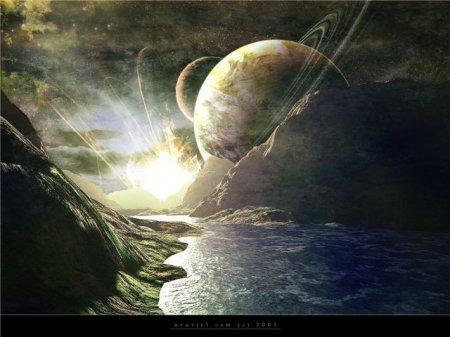 Ядерные войны Богов. Часть 2.