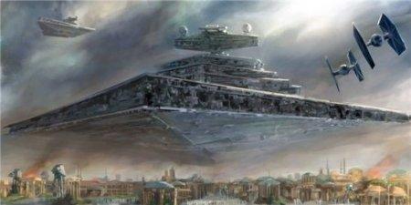 Звездные войны Древности...