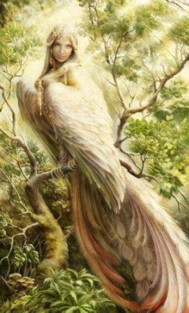 Песни Птицы Гамаюн