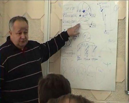Минин В.М. Встреча в челябинске 14.11.2009