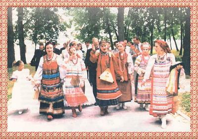 Любомиръ - Свадьба по традициям Предковъ
