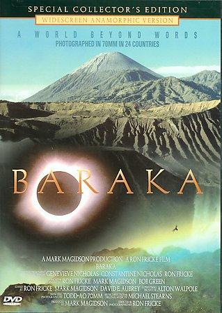 Барака / Baraka (1992) HDTV