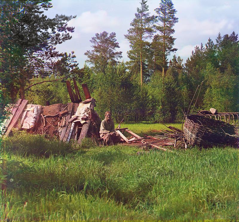 Прокудин-Горский__Российская империя (цветные фото, 1902 шт.) 1909 - 1912, 1915 гг.