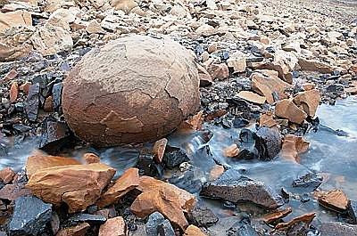 Каменные шары Вятки