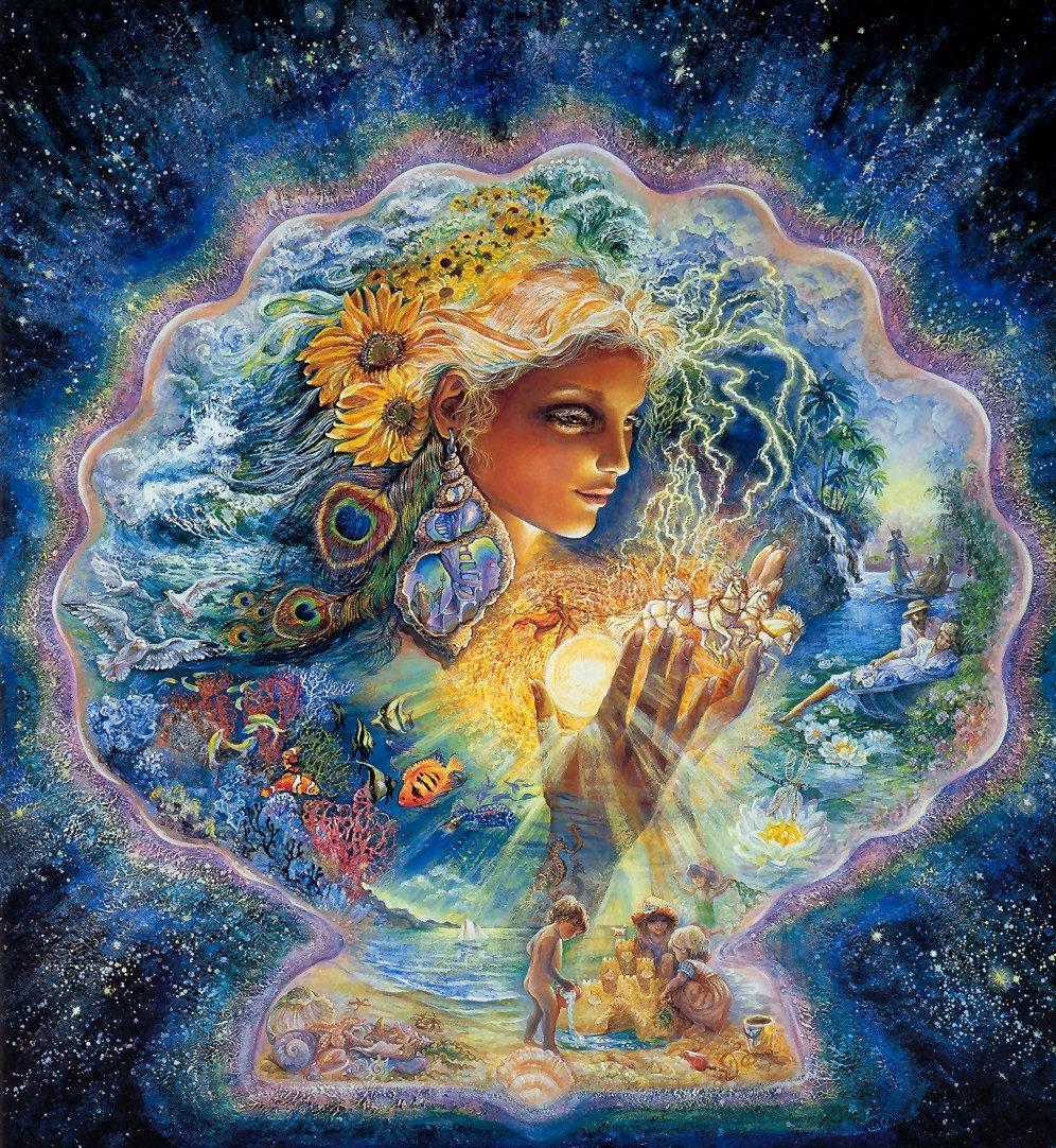 Лада - Богиня Космической Любви