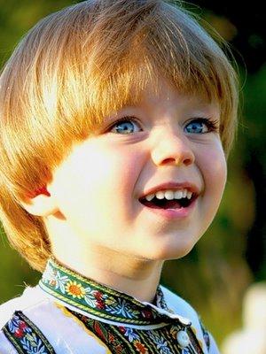 Воспитание детей в народных традициях