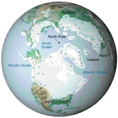 Глобальные катастрофы, изменение положения земной оси и разрушения на Земле. Причины и следствия.