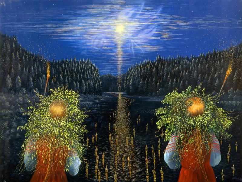 Праздник - духовная основа жизни Славян и Ариев