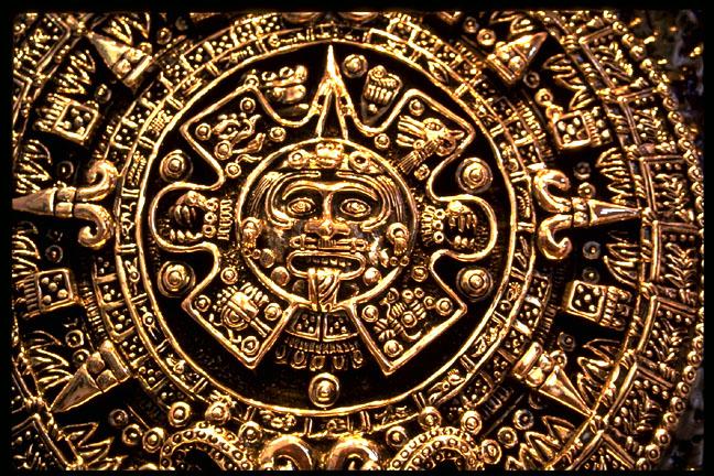 Календарь майя - а их ли это календарь?