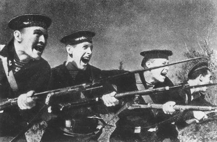 """Что означает Русское \""""Ура!\""""?"""