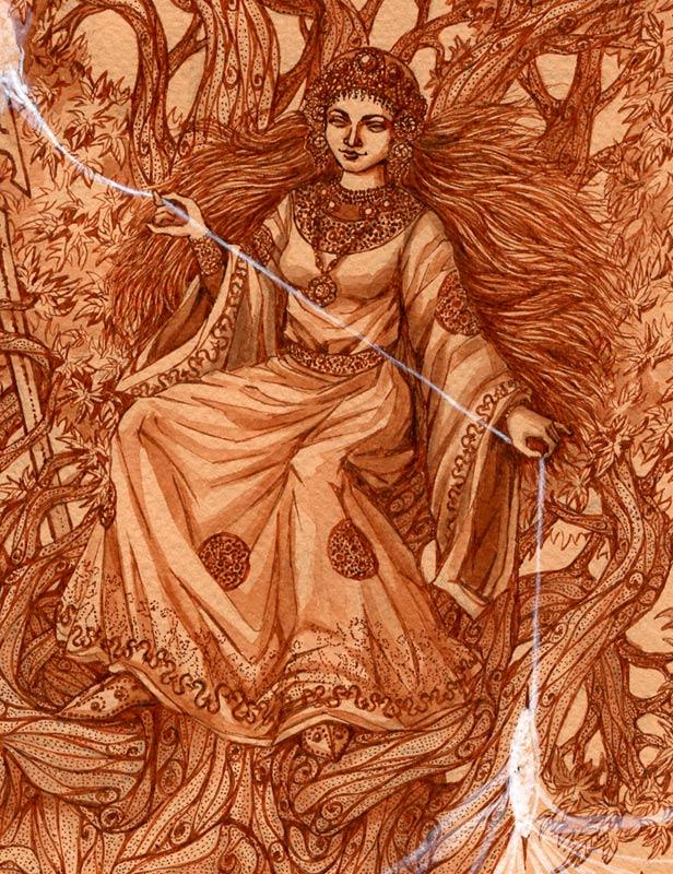 слов'янська богиня Мокоша