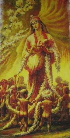 Заповеди Родных Богов. Заповеди Лады Богородицы. Обзор.