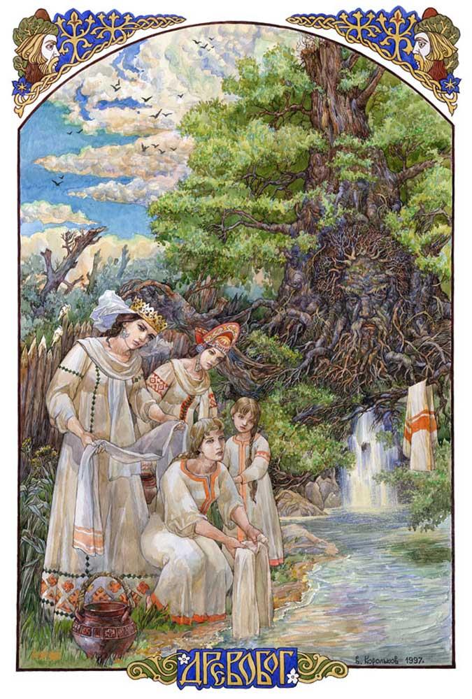 Деревья – покровители и защитники