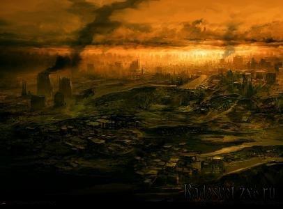 25000 лет назад на Земле была ядерная война.