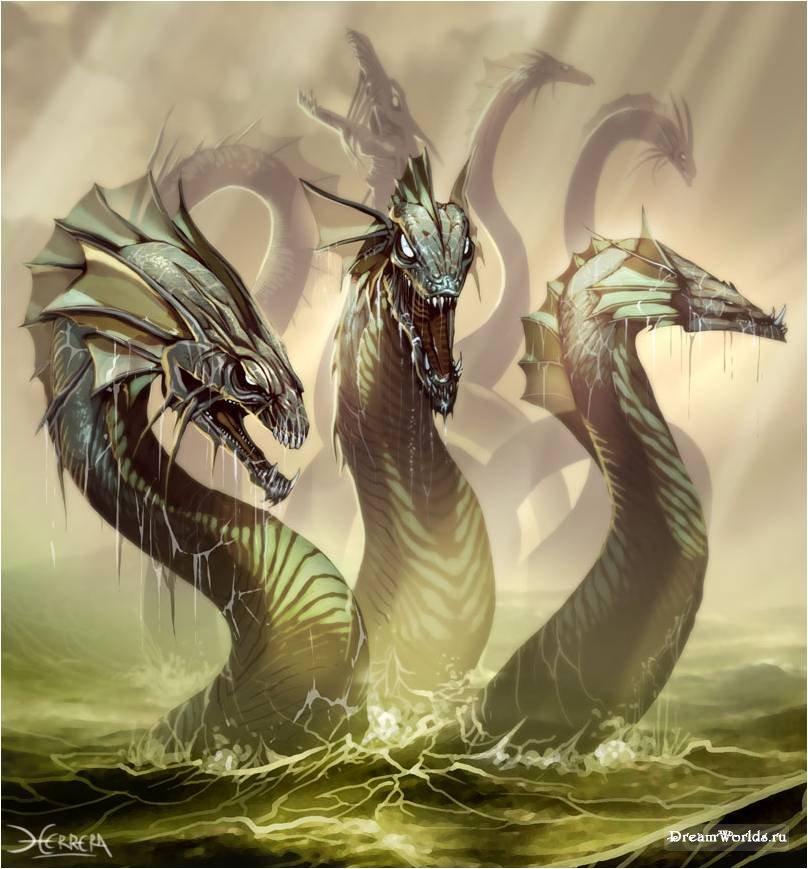 Стереотипные реакции драконьего архетипа
