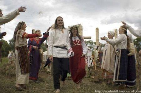 Свадьба-небесное деяние Богов