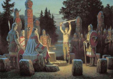 В каждом из нас хранится память всех предков