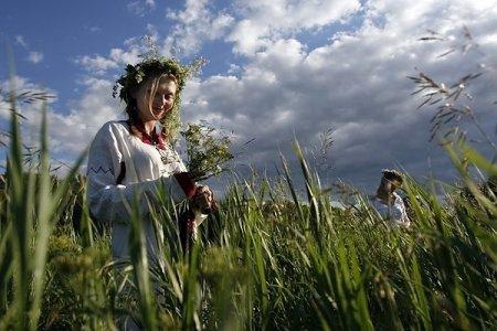 Традиция Празднования Дня Бога Купала у Славяно-Ариев