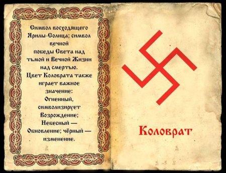 Солярные символы Славян и Ариев (Флеш-Книжка)