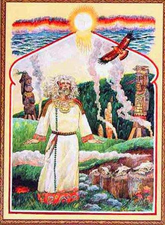 Родобожие - Духовная Суть Веры Славян и Ариев