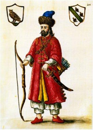 Как выглядели жители Великой Тартарии?
