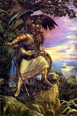 Вышний День Бога Перуна
