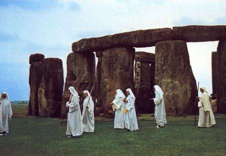 Англия признала Друидизм официальным вероисповеданием