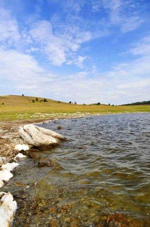 х'Арийское море (озеро Байкал) Вода, лёд, водопады