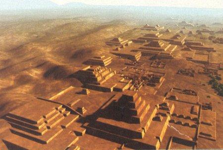 Древняя пирамида обнаружена в Перу с помощью спутников