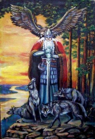 Заповеди Родных Богов. Заповеди Бога Одина. Обзор.