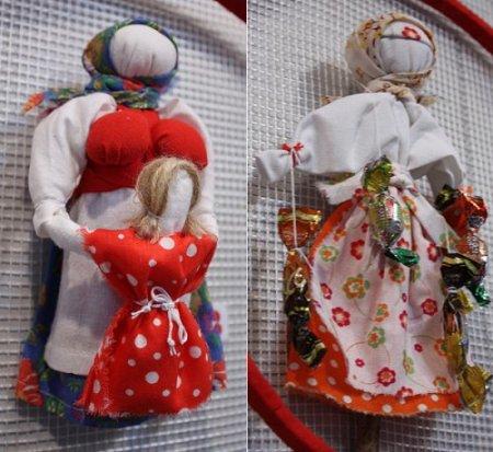 Славянские Обрядовые Куклы