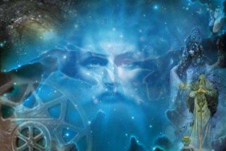 Род — древнейшее славянское божество, творец вселенной,