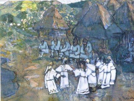 Славянские игрища