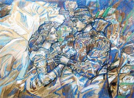 Ведическая старославянская традиция. Обязанности мужа и жены