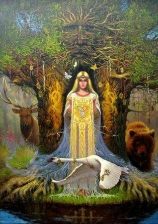 Славянские имена и их значения. Часть 2.