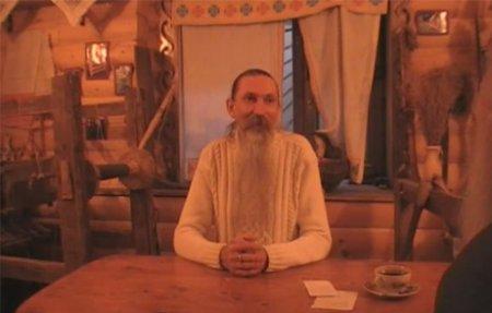 Ведагоръ (А.В.Трехлебов). Встреча в Жуковской Палате Ремесел (Гэйлетъ 7519)