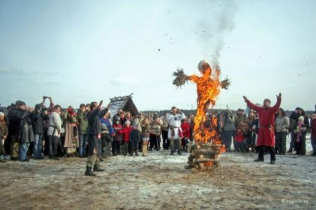 Праздники в современном Староверии