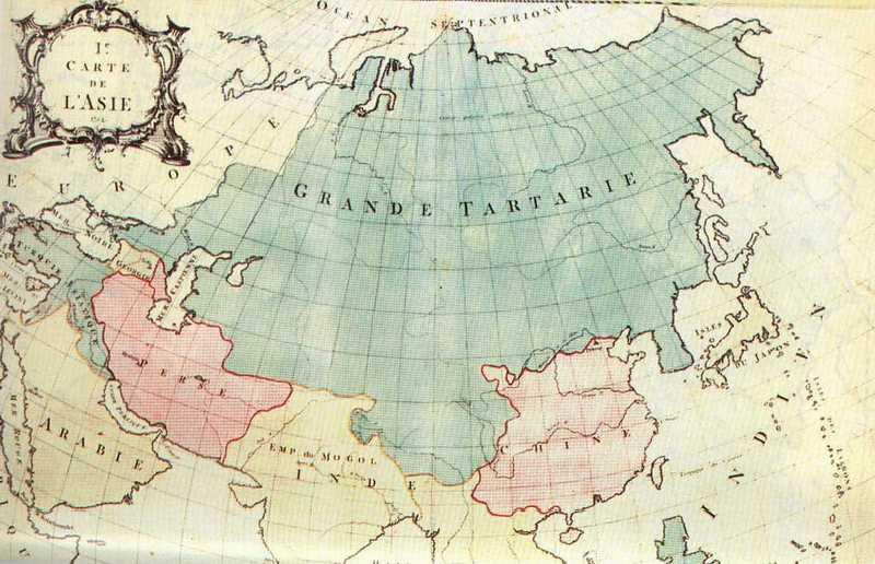 Великая Тартария — самая большая страна мира