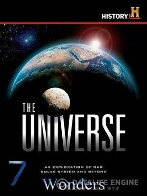Семь чудес Солнечной системы / 7 Wonders of The Solar System (2010/HDTVRip)