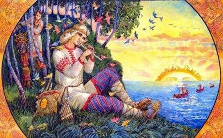 (Кресень, Кришна (инд.)) — Кресень- Крышень- Бог