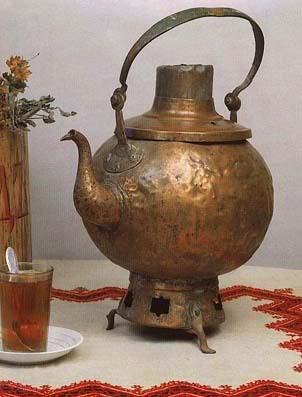 Славянский национальный напиток - СБИТЕНЬ