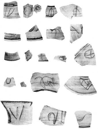 Цивилизации, унаследовавшие Славянский русский Свастический алфавит